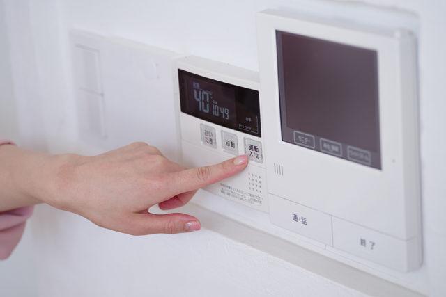 給湯器のリモコンが故障した?よくある症状、チェックのポイントと対処方法